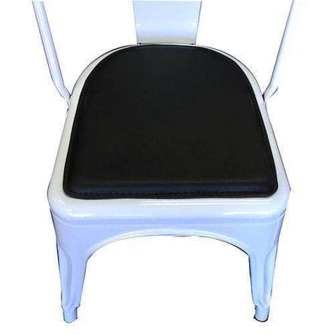 Black Tolix Magnetic Chair Cushion Pad  sc 1 st  Directly2U & Buy Cushions for Tolix Chairs u0026 Stools Online Australia