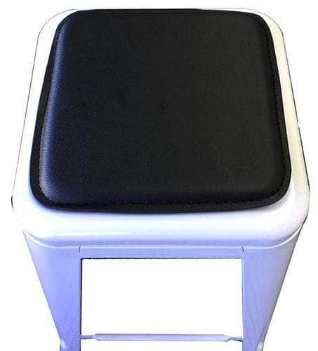 Tolix Magnetic Stool Cushion Pad Black Buy Online Afterpay Available Perth Sydney Melbourne