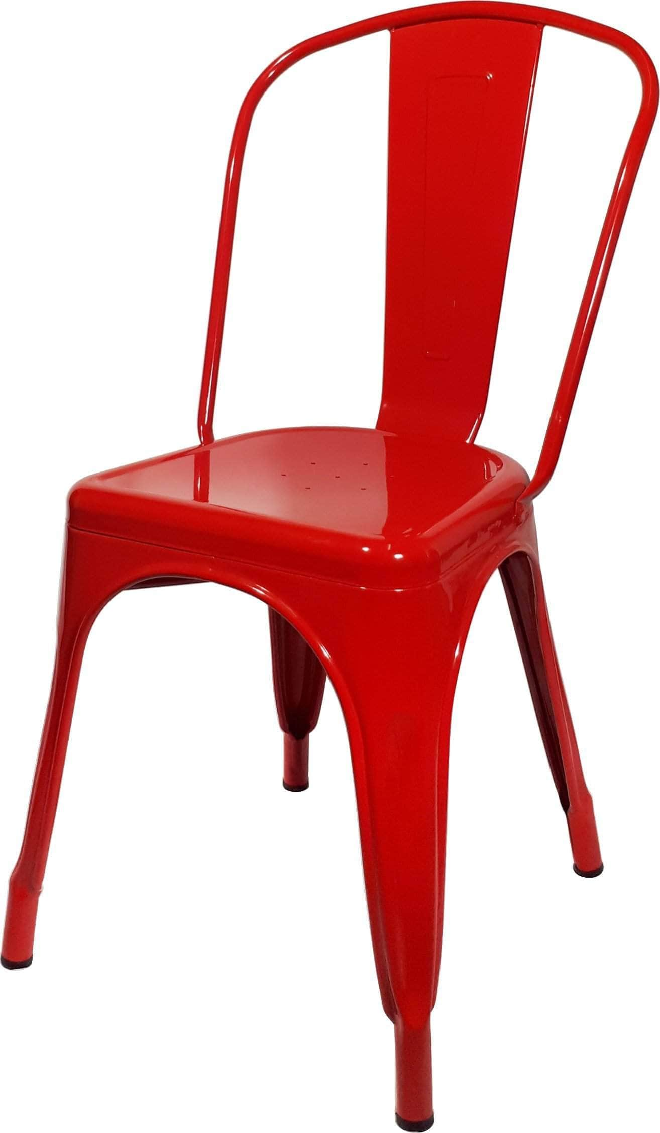 red replica tolix cafe chair with high back buy online afterpay