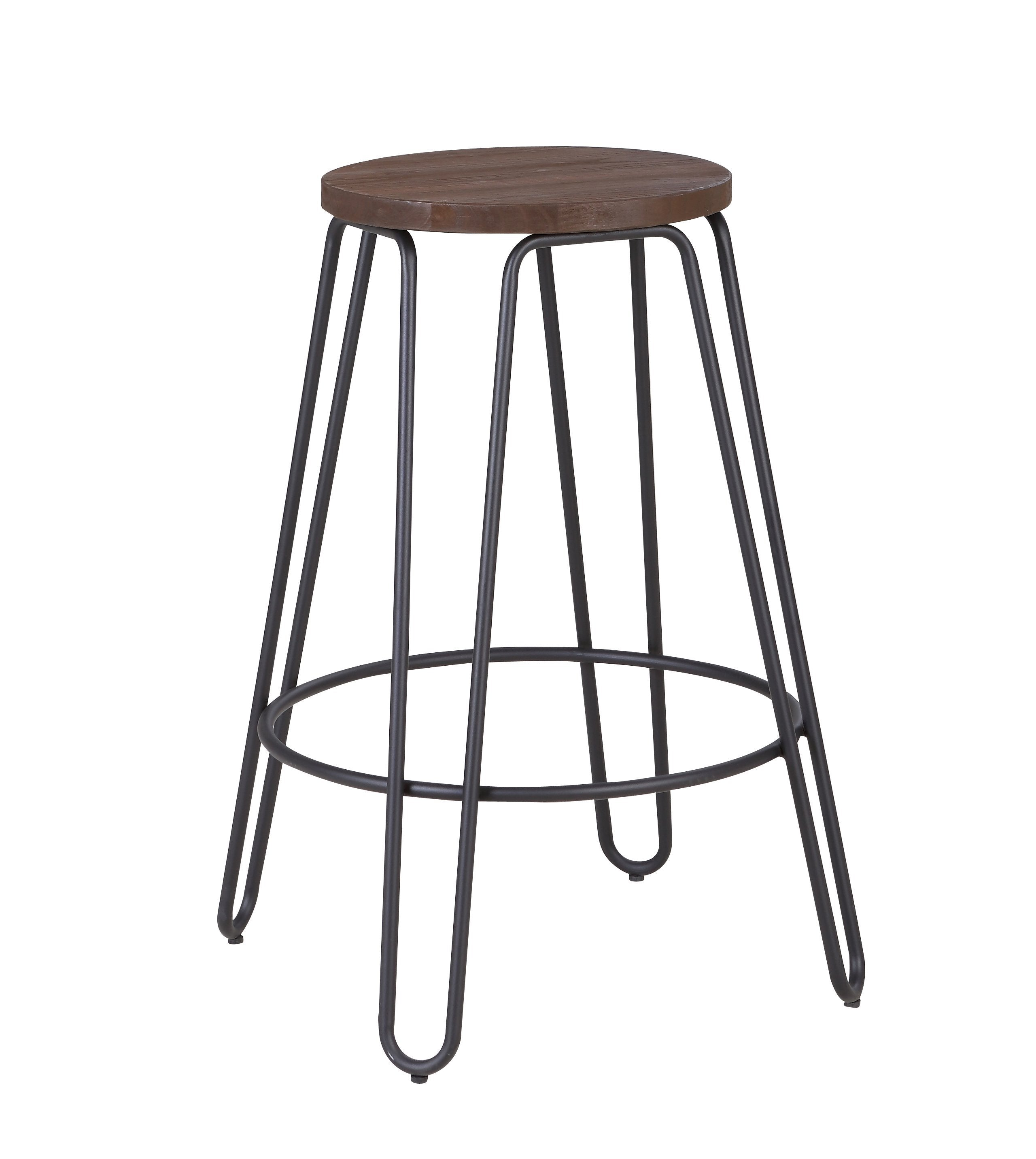 info for d8549 df12d HairPin 66cm Bar Stool Matt Black - Buy Online - AFTERPAY Available, Perth,  Sydney, Melbourne