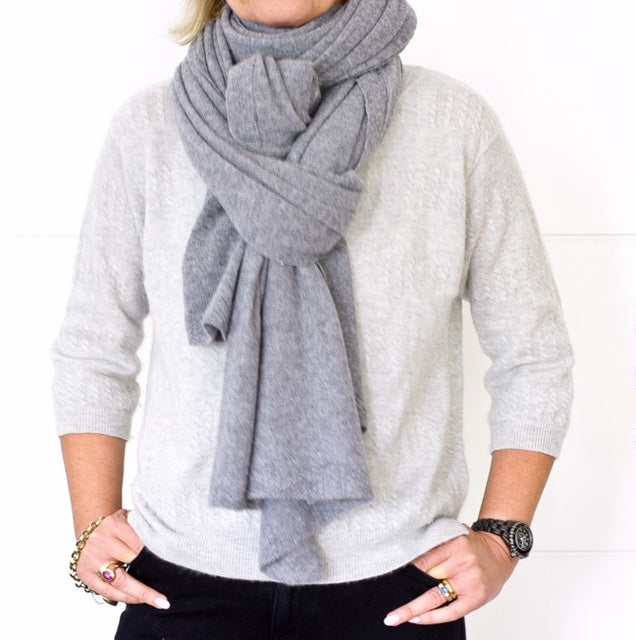 SCA Travelwrap - Mid Grey