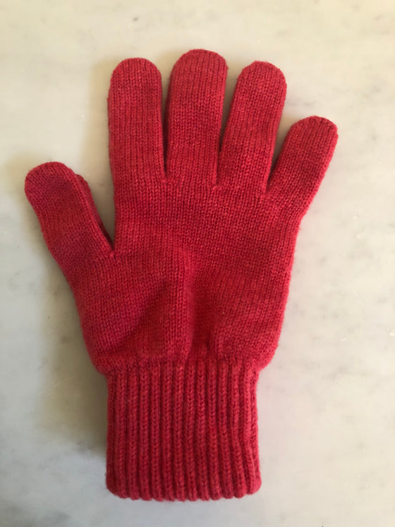 Womens Cashmere Gloves