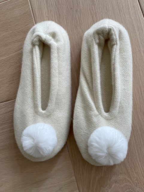 Italian Cashmere Slippers