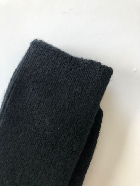 Cashmere Ladies Knitted 3-ply Socks