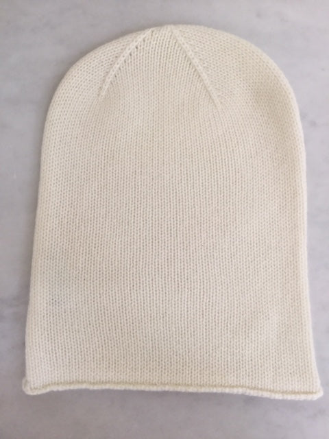 6-ply Beanie | Winter White