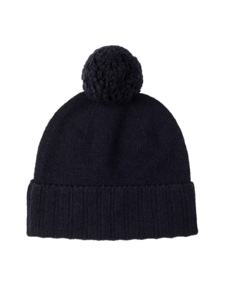 Cashmere Beanies | Black