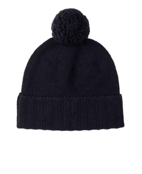 Cashmere Beanies | Navy
