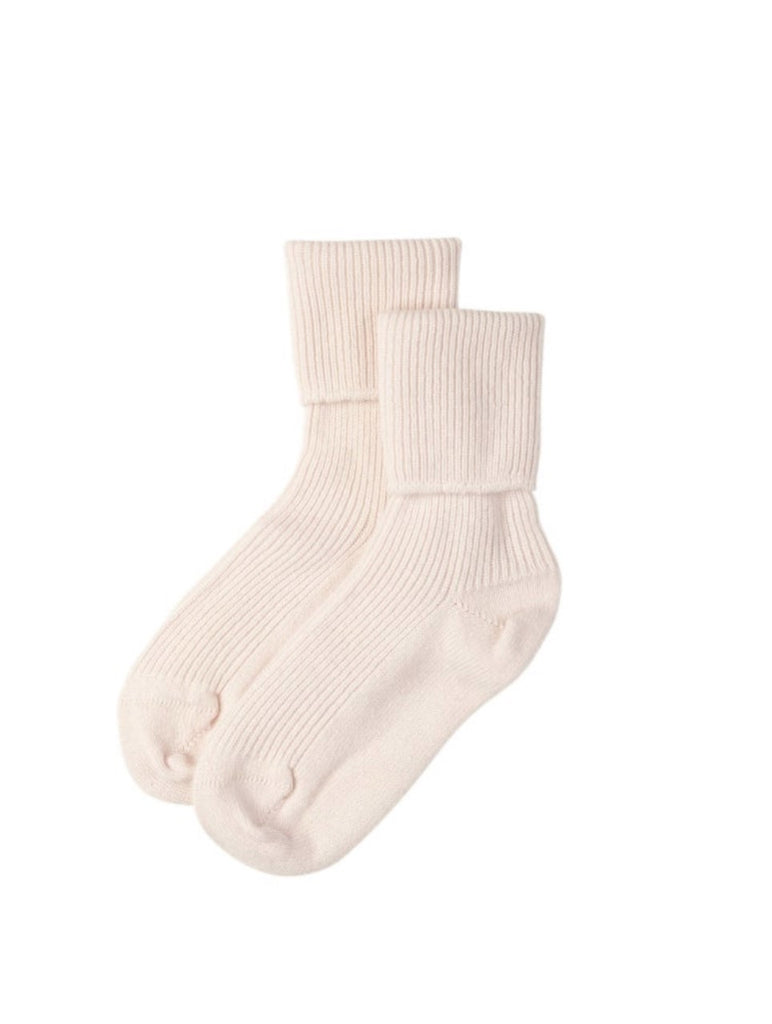 Cashmere Womens Bed Socks