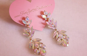 Aurora Royal Earrings