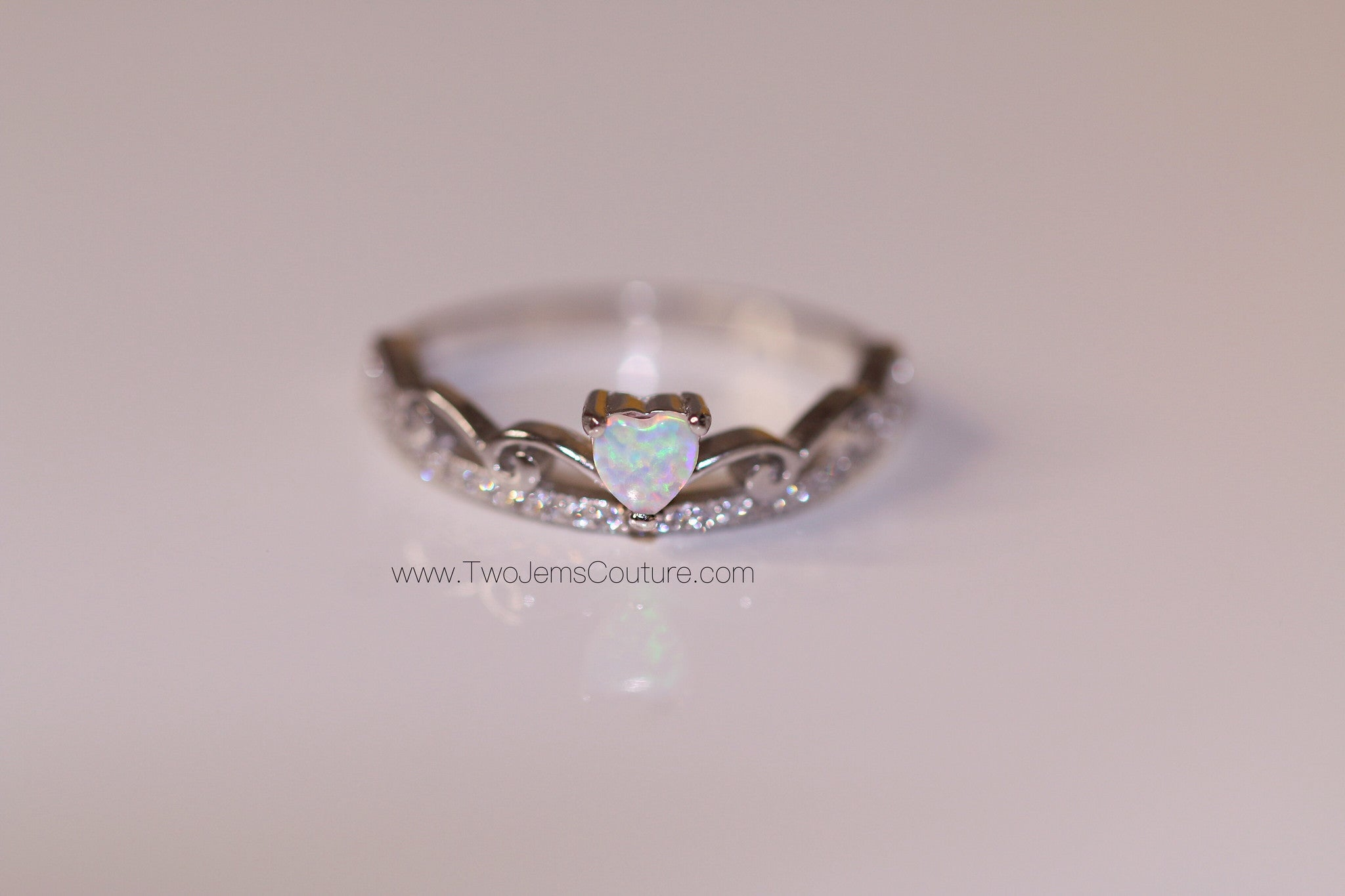 Aurora Crown Ring – TwoJemsCouture