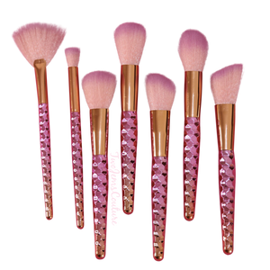 Pink Merange Brush Set