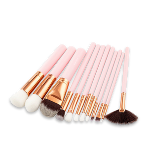 Dulce Pink Brush Set