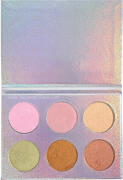 Glow Hunty Highlight Palette