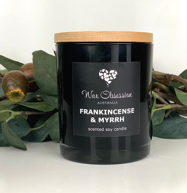 Men's Collection - Frankincense & Myrrh