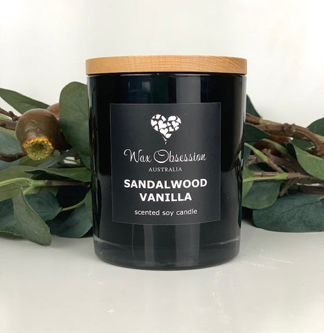 Men's Collection - Sandalwood Vanilla