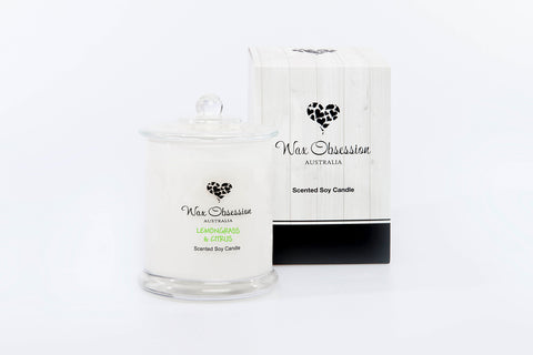 Lemongrass & Citrus Large Candle