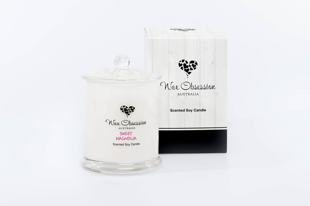 Sweet Magnolia Large Candle