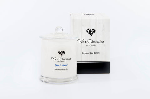 Amalfi Coast Large Candle