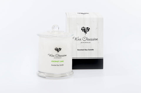 Coconut Lime Large Candle