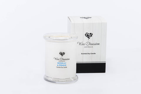 Waterlily & Jasmine Small Candle