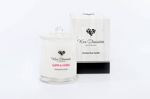 Guava & Lychee Large Candle