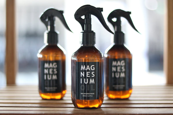 MAGNESIUM OIL BY SALT LAB.