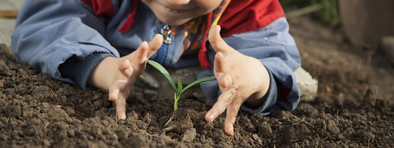 Gardening with children - Deborah Ballard