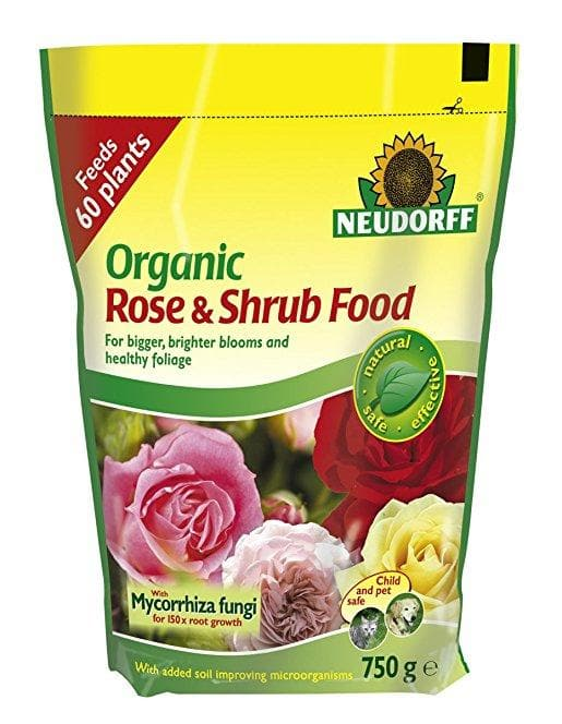 Neudorff Organic Rose & Shrub Food - Future Forests