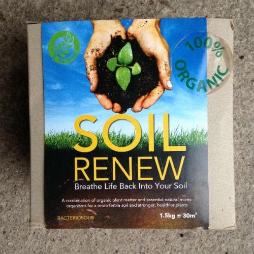 Soil Renew Organic Fertiliser