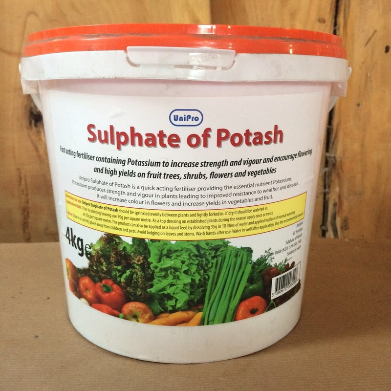 Sulphate of Potash - Future Forests