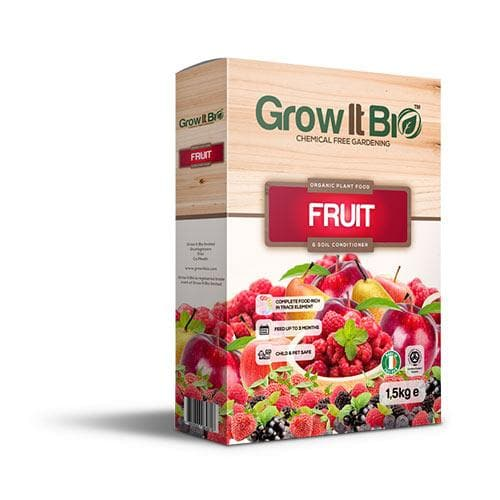 Grow It Bio™ Fruit | Organic Plant Food