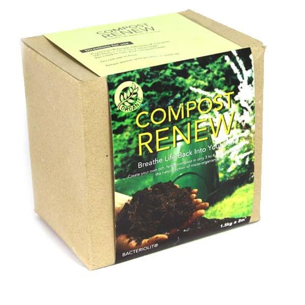 Soil Renew Compost Renew - Future Forests