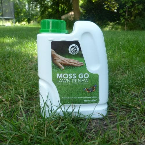 Soil Renew organic Moss Go Lawn Renew - Future Forests