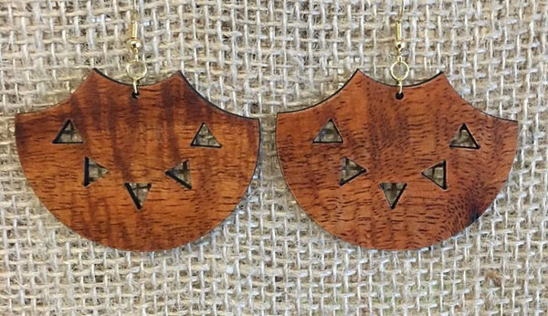 Ali'i Koa Earrings