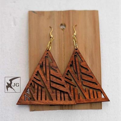 Hala Koa Earrings