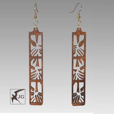 Ohe Koa Earrings