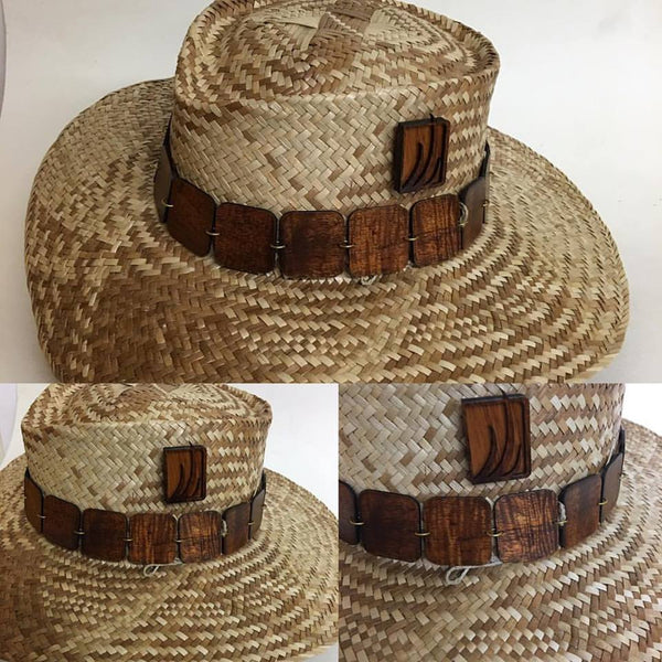 Koa Hat Band