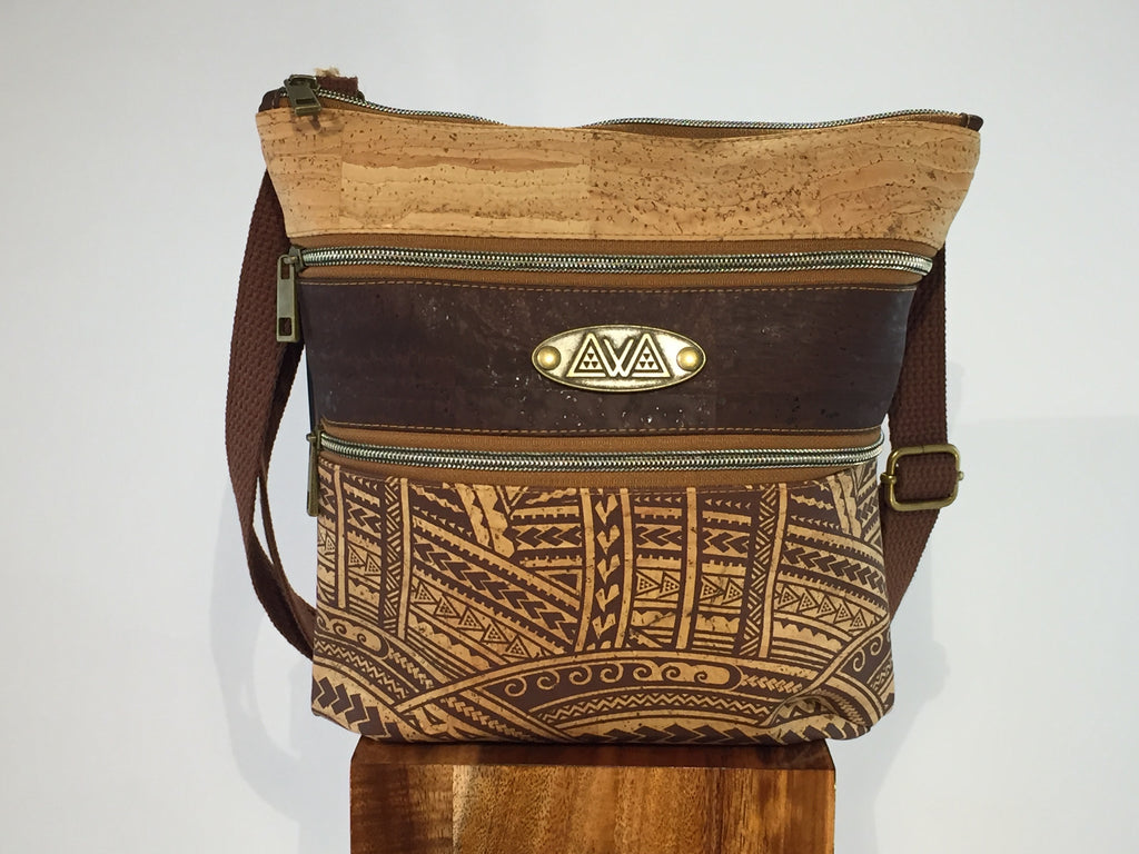 SewDaKine 'Oni 'Oni'O Polynesian Tribal Handbag - Hawaii Bookmark