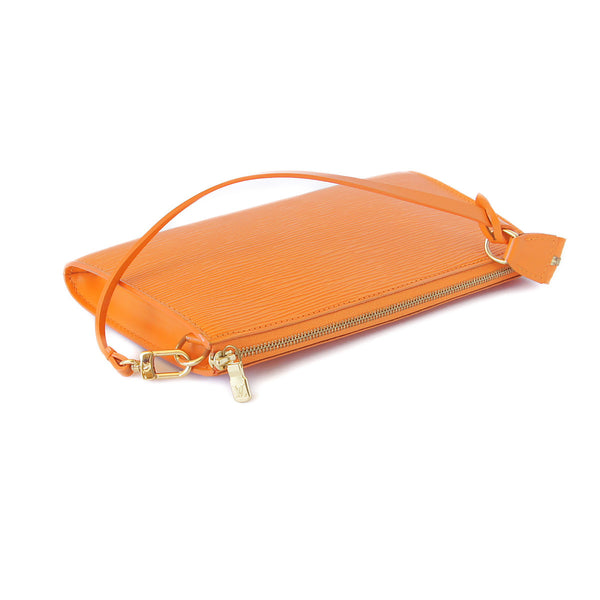 Louis Vuitton Epi Pochette Accessories Mandarin diagonal