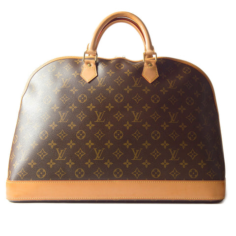 Louis Vuitton Monogram Alma Voyage MM
