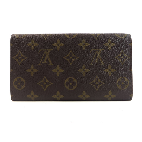 Luxury mart luxury-mart.com Louis Vuitton Monogram Porte Tresor International Wallet