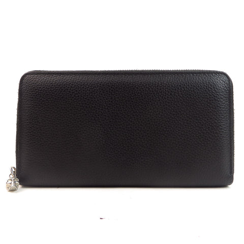 Luxury mart luxury-mart.com Alexander McQueen Leather Continental Wallet
