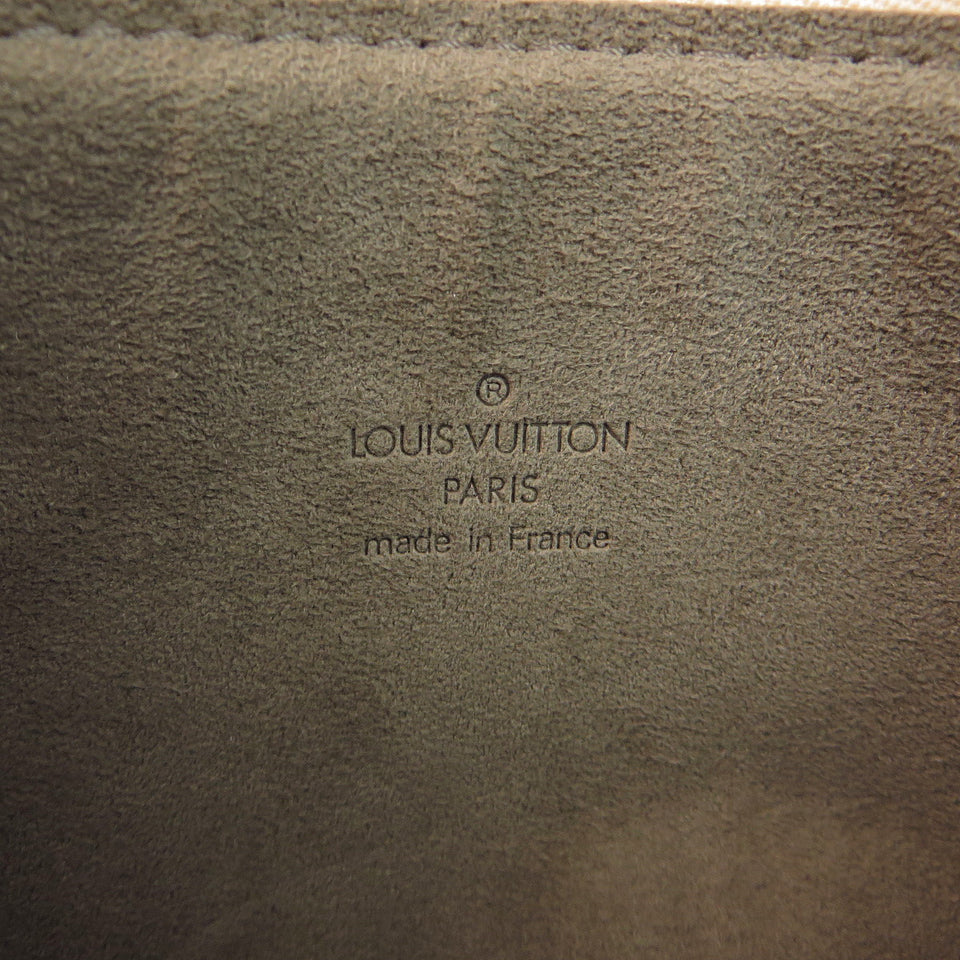 Louis Vuitton Multicolor Pochette Accessories Black logo