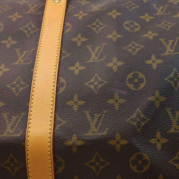 Louis Vuitton Monogram Keepall 50 Duffle Bag MONOGRAM