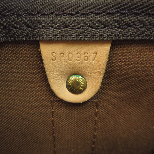 Louis Vuitton Monogram Keepall 50 Duffle Bag DATE CODE