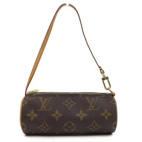 Louis Vuitton Monogram Pochette Mini Papillon Front