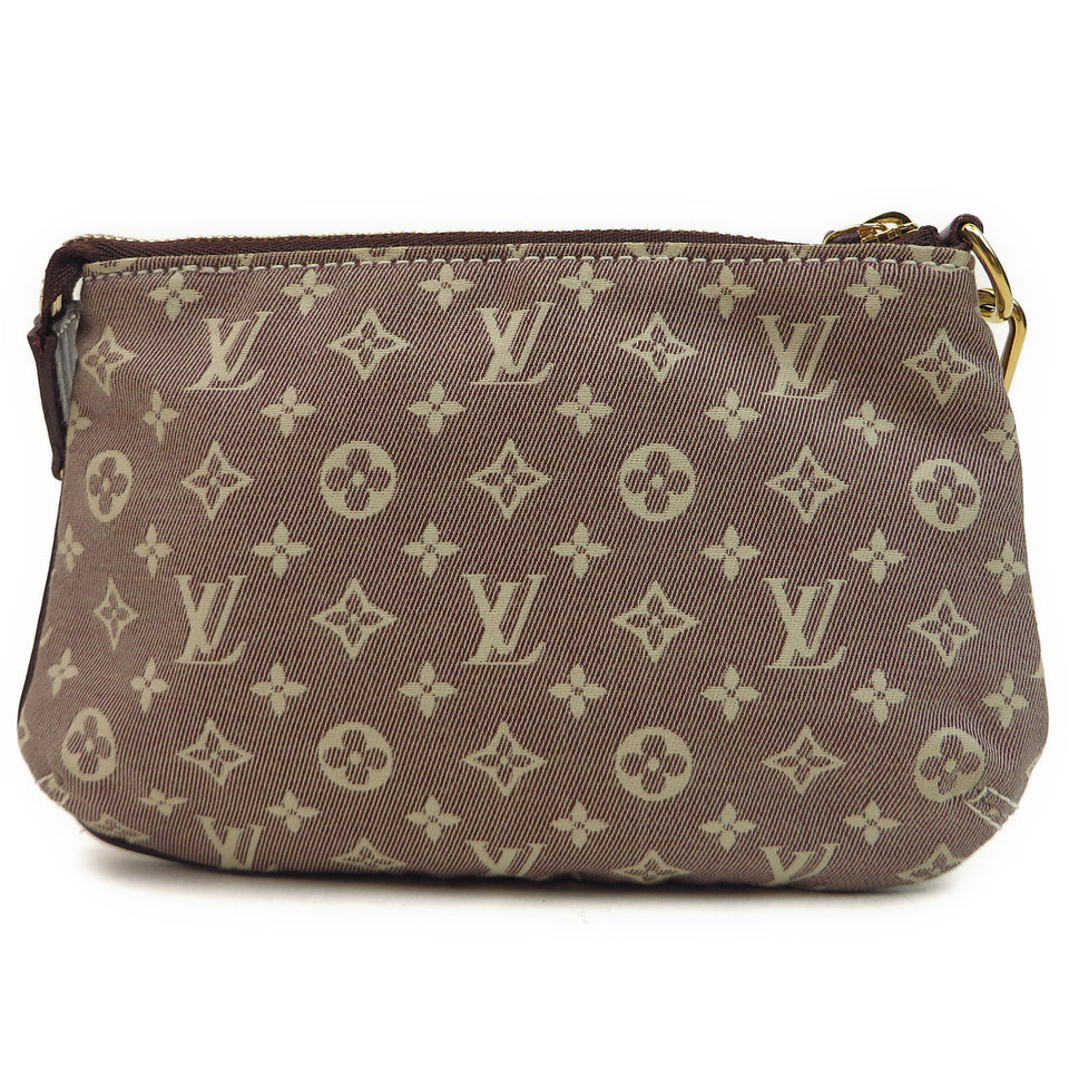 Louis Vuitton Monogram Idylle Mini Pochette Accessories back