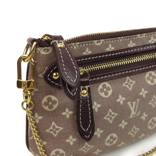 Louis Vuitton Monogram Idylle Mini Pochette Accessories side zoom