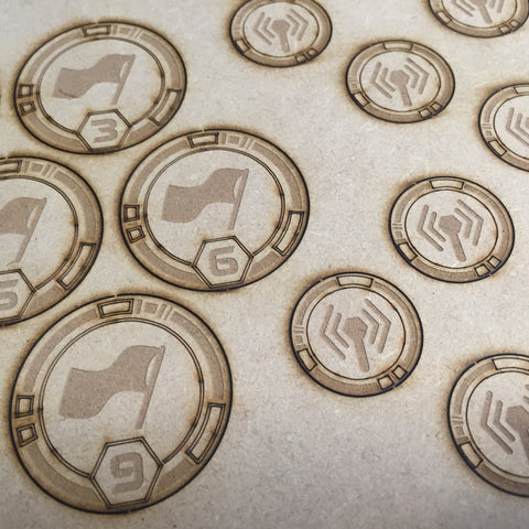 Objective Tokens