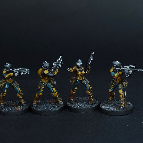 R2P YJ Celestial Guards